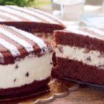 Торт Страччателла (Stracciatella)